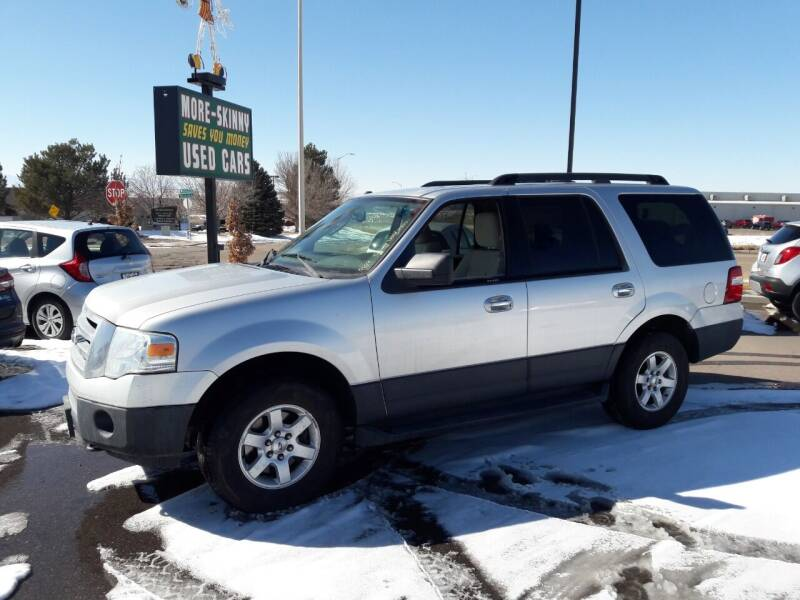 2012 Ford Expedition for sale at More-Skinny Used Cars in Pueblo CO