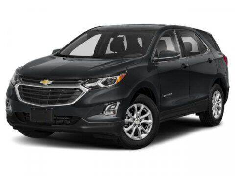 2018 Chevrolet Equinox for sale at SHAKOPEE CHEVROLET in Shakopee MN