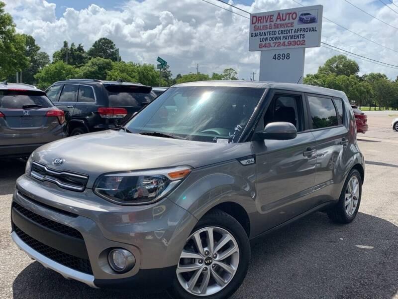 2018 Kia Soul for sale at Drive Auto Sales & Service, LLC. in North Charleston SC