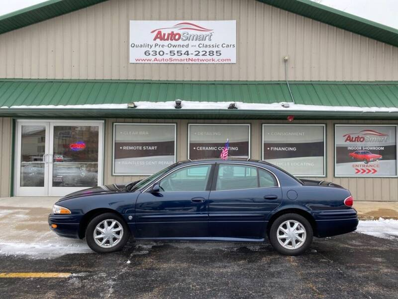 2003 Buick LeSabre for sale at AutoSmart in Oswego IL