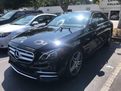2017 Mercedes-Benz E-Class for sale at Southern Auto Solutions-Jim Ellis Hyundai in Marietta GA