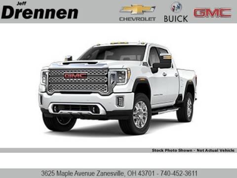 2021 GMC Sierra 2500HD for sale at Jeff Drennen GM Superstore in Zanesville OH