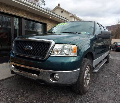 2007 Ford F-150 for sale at PMC GARAGE in Dauphin PA