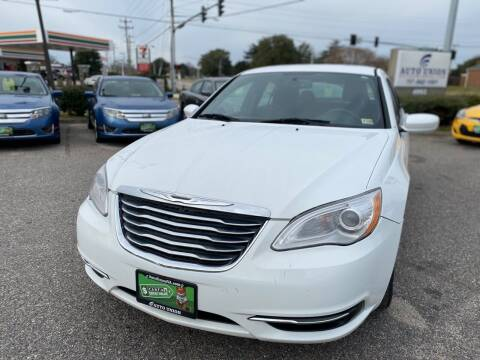2013 Chrysler 200 for sale at Auto Union LLC in Virginia Beach VA