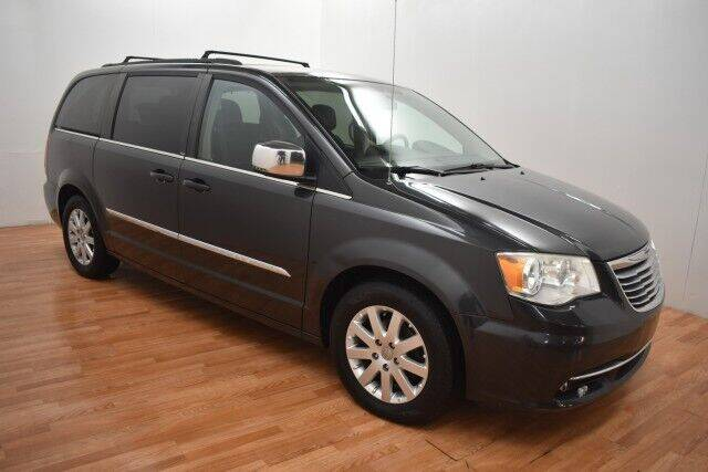 2011 Chrysler Town and Country for sale at Paris Motors Inc in Grand Rapids MI