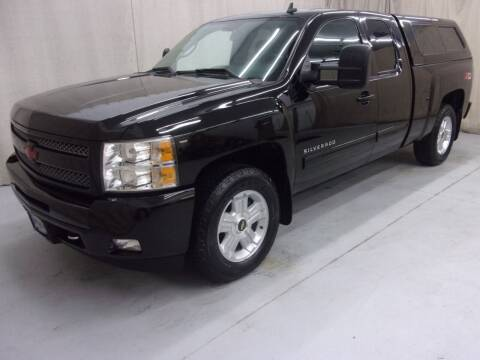 2010 Chevrolet Silverado 1500 for sale at Paquet Auto Sales in Madison OH