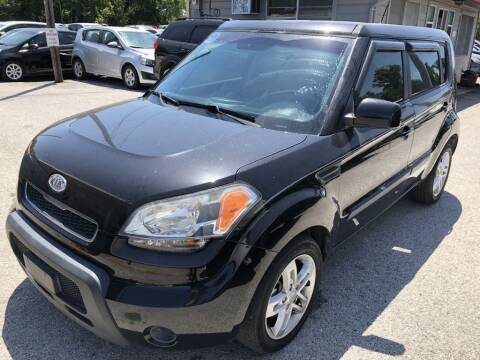 2011 Kia Soul for sale at Pary's Auto Sales in Garland TX