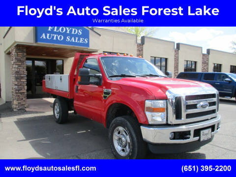 2009 Ford F-250 Super Duty for sale at Floyd's Auto Sales Forest Lake in Forest Lake MN