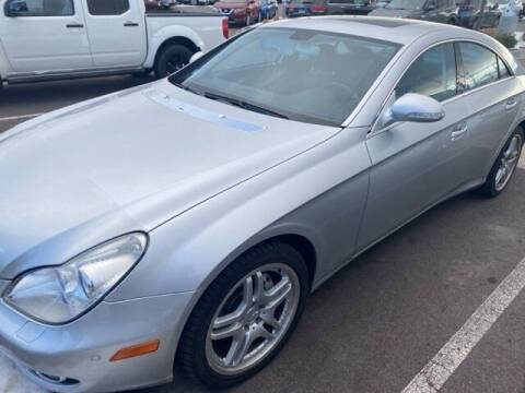 2006 Mercedes-Benz CLS for sale at EMPIRE LAKEWOOD NISSAN in Lakewood CO