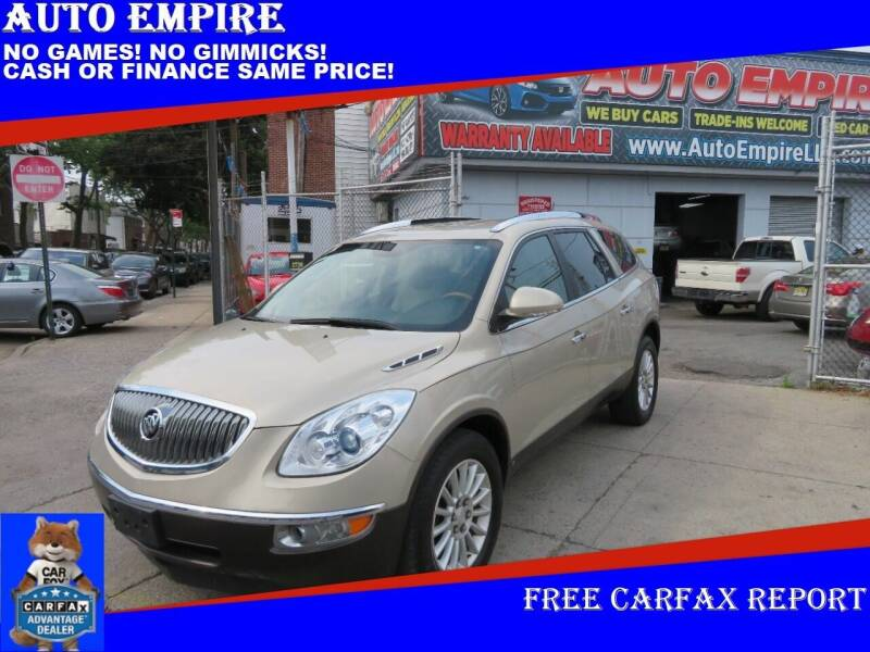 2009 Buick Enclave for sale at Auto Empire in Brooklyn NY