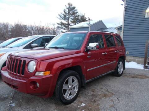 2010 Jeep Patriot for sale at Manchester Motorsports in Goffstown NH