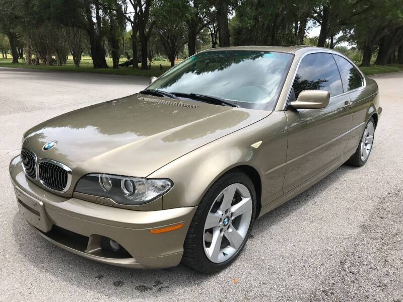 2005 BMW 3 Series for sale at ROADHOUSE AUTO SALES INC. in Tampa FL