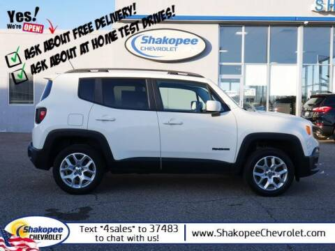 2015 Jeep Renegade for sale at SHAKOPEE CHEVROLET in Shakopee MN