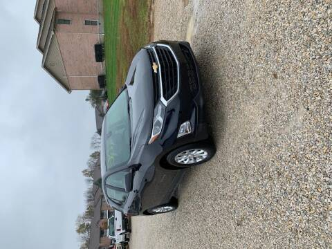 2020 Chevrolet Equinox for sale at BABCOCK MOTORS INC in Orleans IN