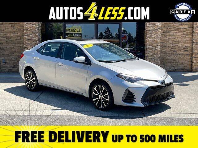 2018 Toyota Corolla for sale in Puyallup, WA