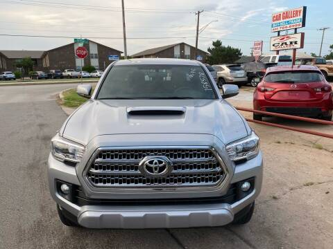 2017 Toyota Tacoma for sale at Car Gallery in Oklahoma City OK