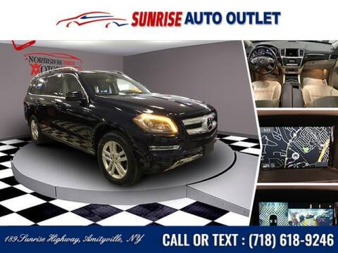 2013 Mercedes-Benz GL-Class for sale at Sunrise Auto Outlet in Amityville NY