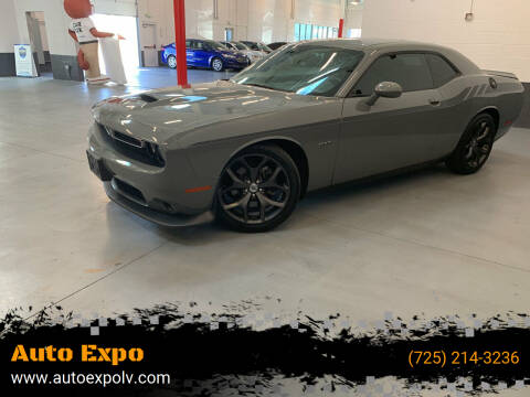 2019 Dodge Challenger for sale at Auto Expo in Las Vegas NV