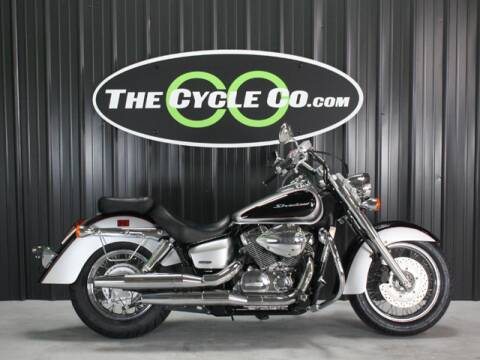 2008 Honda Shadow Aero for sale at THE CYCLE CO in Columbus OH