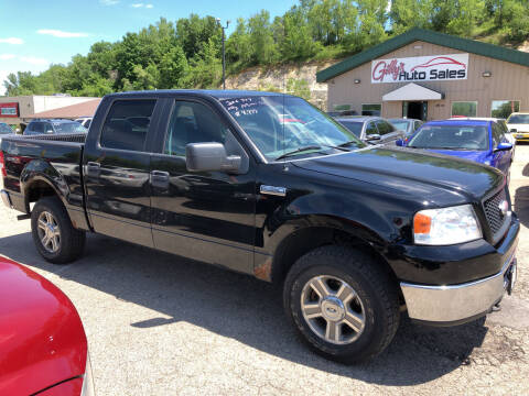 2006 Ford F-150 for sale at Gilly's Auto Sales in Rochester MN