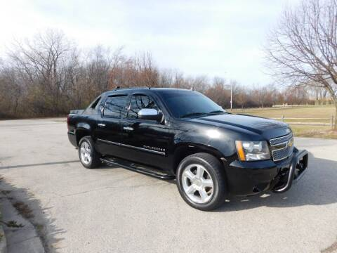 2009 Chevrolet Avalanche for sale at Lot 31 Auto Sales in Kenosha WI