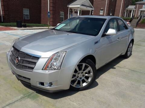 2009 Cadillac CTS for sale at Don Roberts Auto Sales in Lawrenceville GA