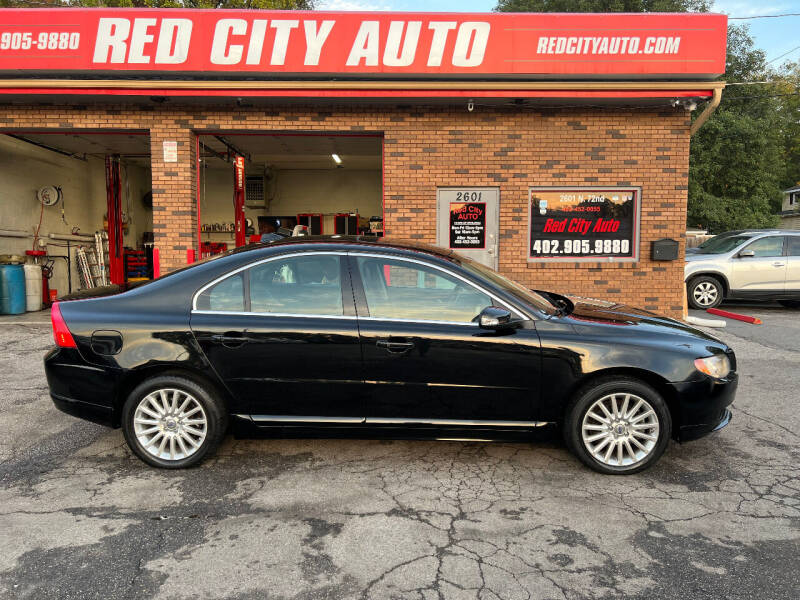 2007 Volvo S80 for sale at Red City  Auto in Omaha NE