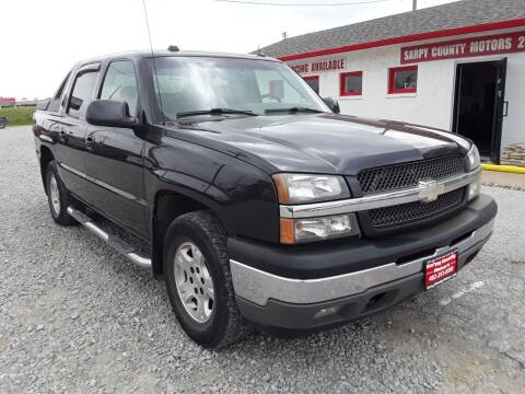2005 Chevrolet Avalanche for sale at Sarpy County Motors in Springfield NE