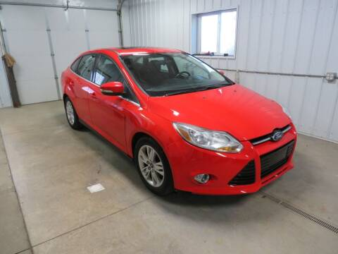 2012 Ford Focus for sale at Grey Goose Motors in Pierre SD