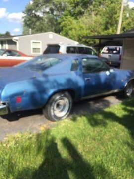 1974 Chevrolet Malibu for sale at Classic Car Deals in Cadillac MI