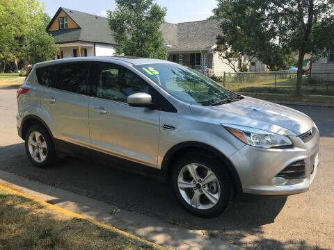 2015 Ford Escape for sale at Kevs Auto Sales in Helena MT