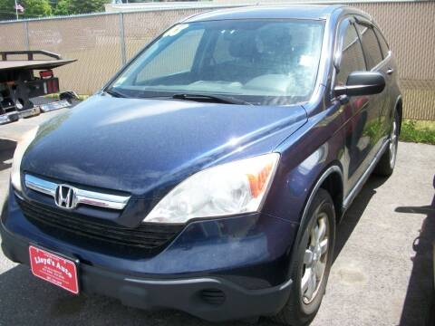 2008 Honda CR-V for sale at Lloyds Auto Sales & SVC in Sanford ME