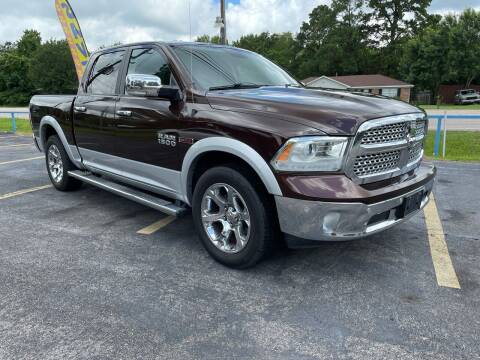 2015 RAM Ram Pickup 1500 for sale at QUALITY PREOWNED AUTO in Houston TX