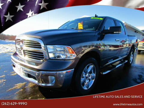 2017 RAM Ram Pickup 1500 for sale at Lifetime Auto Sales and Service in West Bend WI