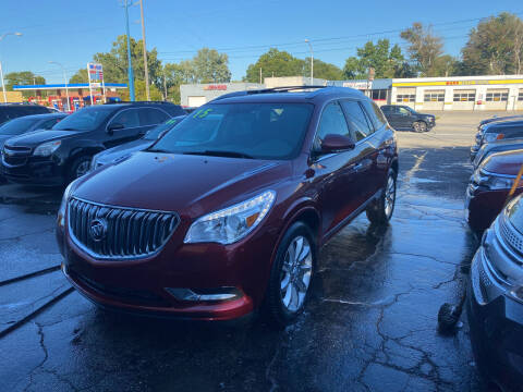2015 Buick Enclave for sale at Lee's Auto Sales in Garden City MI