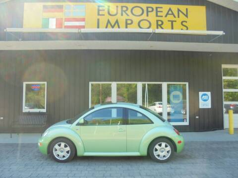 2000 Volkswagen New Beetle for sale at EUROPEAN IMPORTS in Lock Haven PA