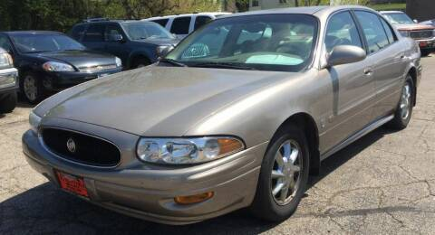 2004 Buick LeSabre for sale at Knowlton Motors, Inc. in Freeport IL