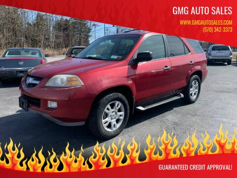 2006 Acura MDX for sale at GMG AUTO SALES in Scranton PA