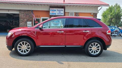 2013 Lincoln MKX for sale at Twin City Motors in Grand Forks ND