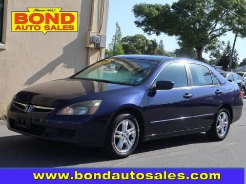 2006 Honda Accord for sale at Bond Auto Sales in Saint Petersburg FL