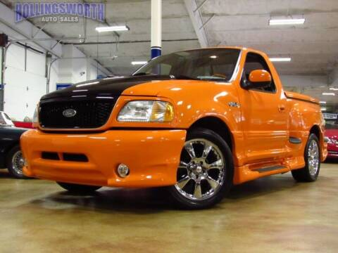 2003 Ford F-150 for sale at Hollingsworth Auto Sales in Raleigh NC