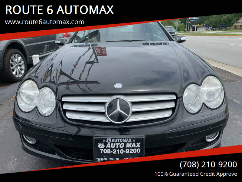 2007 Mercedes-Benz SL-Class for sale at ROUTE 6 AUTOMAX in Markham IL