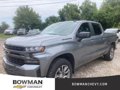 2020 Chevrolet Silverado 1500 for sale at Bowman Auto Center in Clarkston MI