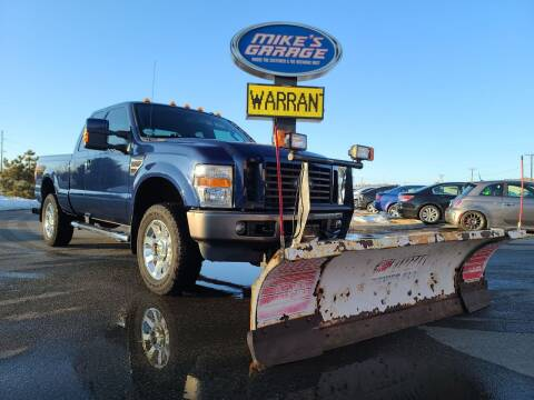 2009 Ford F-350 Super Duty for sale at Monkey Motors in Faribault MN