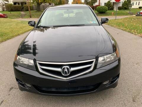 2006 Acura TSX for sale at Via Roma Auto Sales in Columbus OH