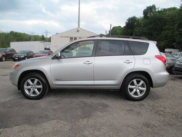 2007 Toyota RAV4 for sale at Mill Creek Auto Sales in Youngstown OH