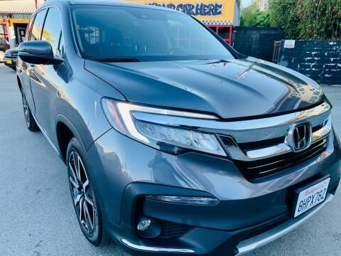 2019 Honda Pilot for sale at San Mateo Auto Sales in San Mateo CA
