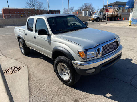 2003 Toyota Tacoma for sale at RIVER AUTO SALES CORP in Maywood IL