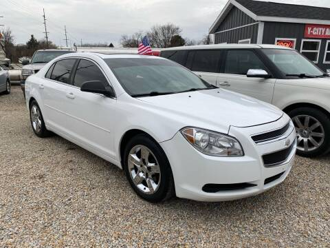 2011 Chevrolet Malibu for sale at Y City Auto Group in Zanesville OH