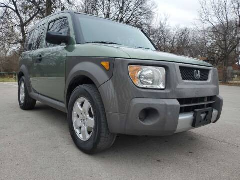 2005 Honda Element for sale at Thornhill Motor Company in Lake Worth TX